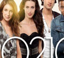 90210-new cast Sticker