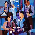 THE LAST DINERS, JAPAN by Thomas Andersen