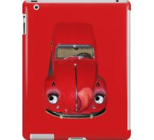 ㋡  CAR VOLKS WAGON BUG IPAD CASE (GLAMOUR BUG)㋡ iPad Case/Skin