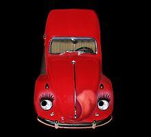 ㋡  CAR VOLKS WAGON BUG IPAD CASE #2 (GLAMOUR BUG)㋡ by ╰⊰✿ℒᵒᶹᵉ Bonita✿⊱╮ Lalonde✿⊱╮