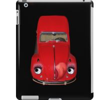 ㋡  CAR VOLKS WAGON BUG IPAD CASE #2 (GLAMOUR BUG)㋡ iPad Case/Skin