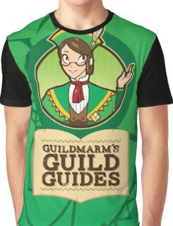 Guildmarm's Guild Guides! Graphic T-Shirt
