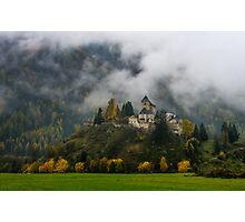 Reifenstein Castle Photographic Print