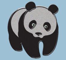 Panda Bear Kids Clothes