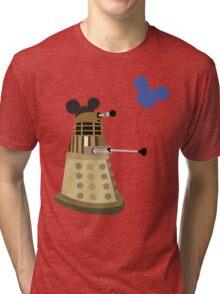Dalek on Vacation Tri-blend T-Shirt