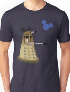 Dalek on Vacation Unisex T-Shirt
