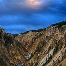 Canyon Glow by JamesA1