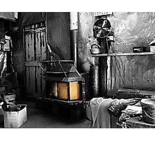 Potter's Workshop Photographic Print