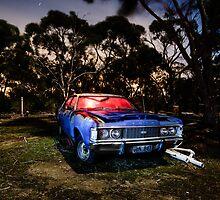 Scrap Metal by Daniel Brind