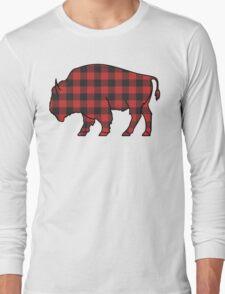 Buffalo Plaid Long Sleeve T-Shirt