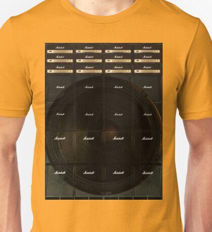 Big Amplifier Stack Unisex T-Shirt