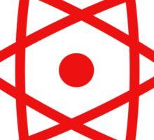 Big Bang Atom Sticker
