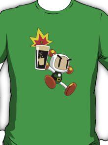 Irish Carbomber Man T-Shirt