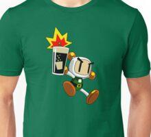 Irish Carbomber Man Unisex T-Shirt