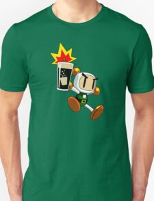 Irish Carbomber Man T-Shirt