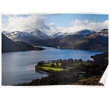 Ullswater - English Lake District Poster