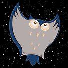 Night owl by Honeyboy Martin