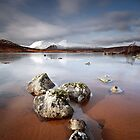 Lochan na h-Achlaise  by Grant Glendinning