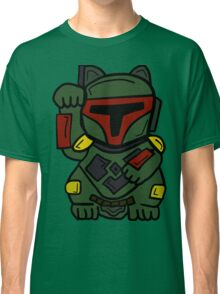 LUCKY BOBA CAT Classic T-Shirt