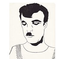 Charlie Chaplin by MagsWilliamson