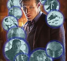 Doctor Who - No Sir, All Thirteen by Sam Richard Bentley