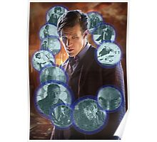 Doctor Who - No Sir, All Thirteen Poster