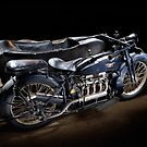an ACE motorcycle combination by Frank Kletschkus