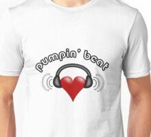 Pumpin' Beat Unisex T-Shirt