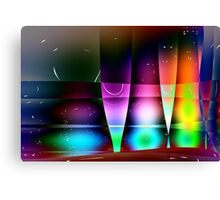Wine Glasses-Available As Art Prints-Mugs,Cases,Duvets,T Shirts,Stickers,etc Canvas Print