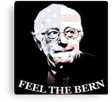 Feel The Bern Canvas Print