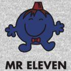 Mr Eleven by carrieclarke