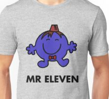 Mr Eleven Unisex T-Shirt