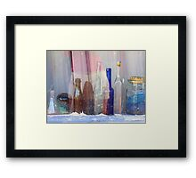 assortment Framed Print
