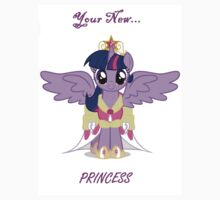Princess Twilight Sparkle - MLP: FIM S3 by FFSteF09