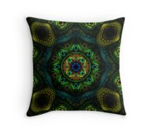 Native Visions Throw Pillow