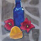 Buck's Blue Bottle by Shani Sohn
