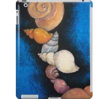 Sea side themed still life iPad Case/Skin