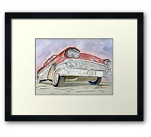 Chevrolet II Framed Print