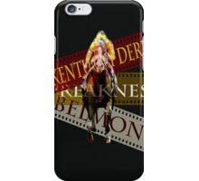 Triple Crown Horse Racing iPhone Case/Skin