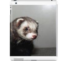Monty Polecat iPad Case/Skin