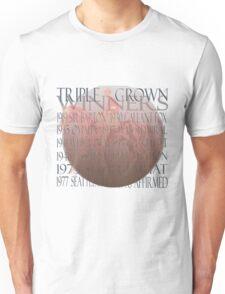 Vintage Triple Crown Winners Unisex T-Shirt
