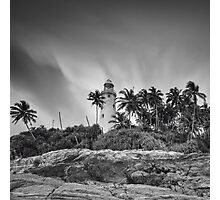 Beruvella lighthouse Photographic Print