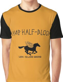 Camp Halfblood Graphic T-Shirt