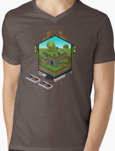 Gamer Immersion Mens V-Neck T-Shirt