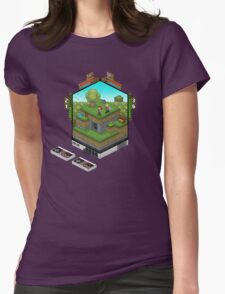 Gamer Immersion Womens Fitted T-Shirt