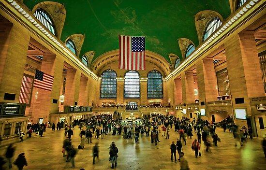 New York Minute by Evelina Kremsdorf