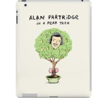Alan Partridge in a Pear Tree iPad Case/Skin