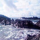 Lava Deposits On Ynys Llanddwyn by LADeville