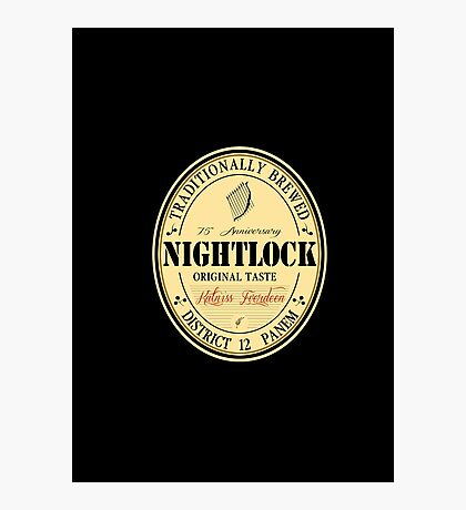 Lovely day for a Nightlock Photographic Print