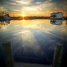 Sunset Reflections by Jonicool